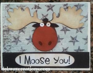I Moose You