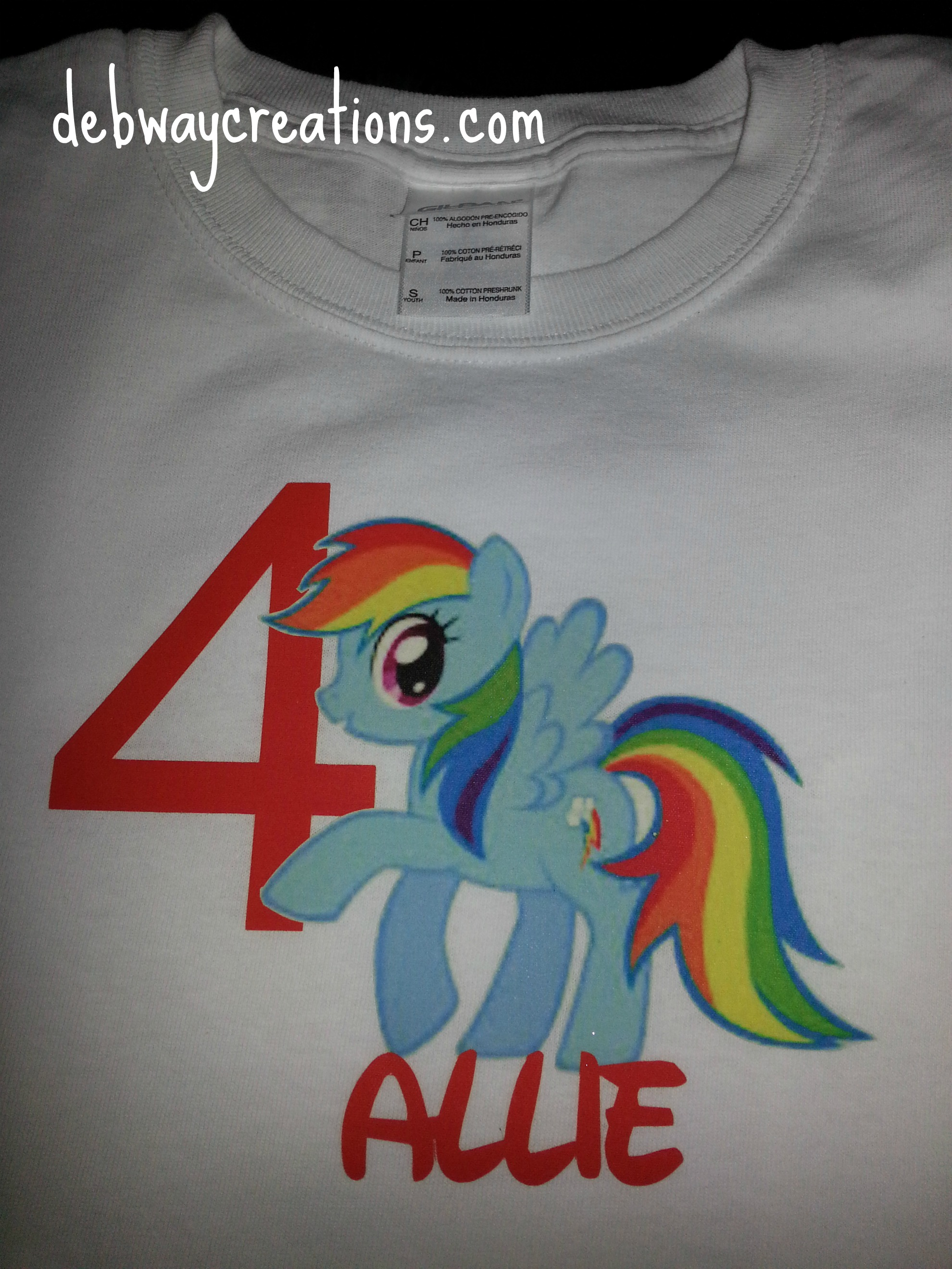 Rainbow Dash Shirt2014 06 03 200654