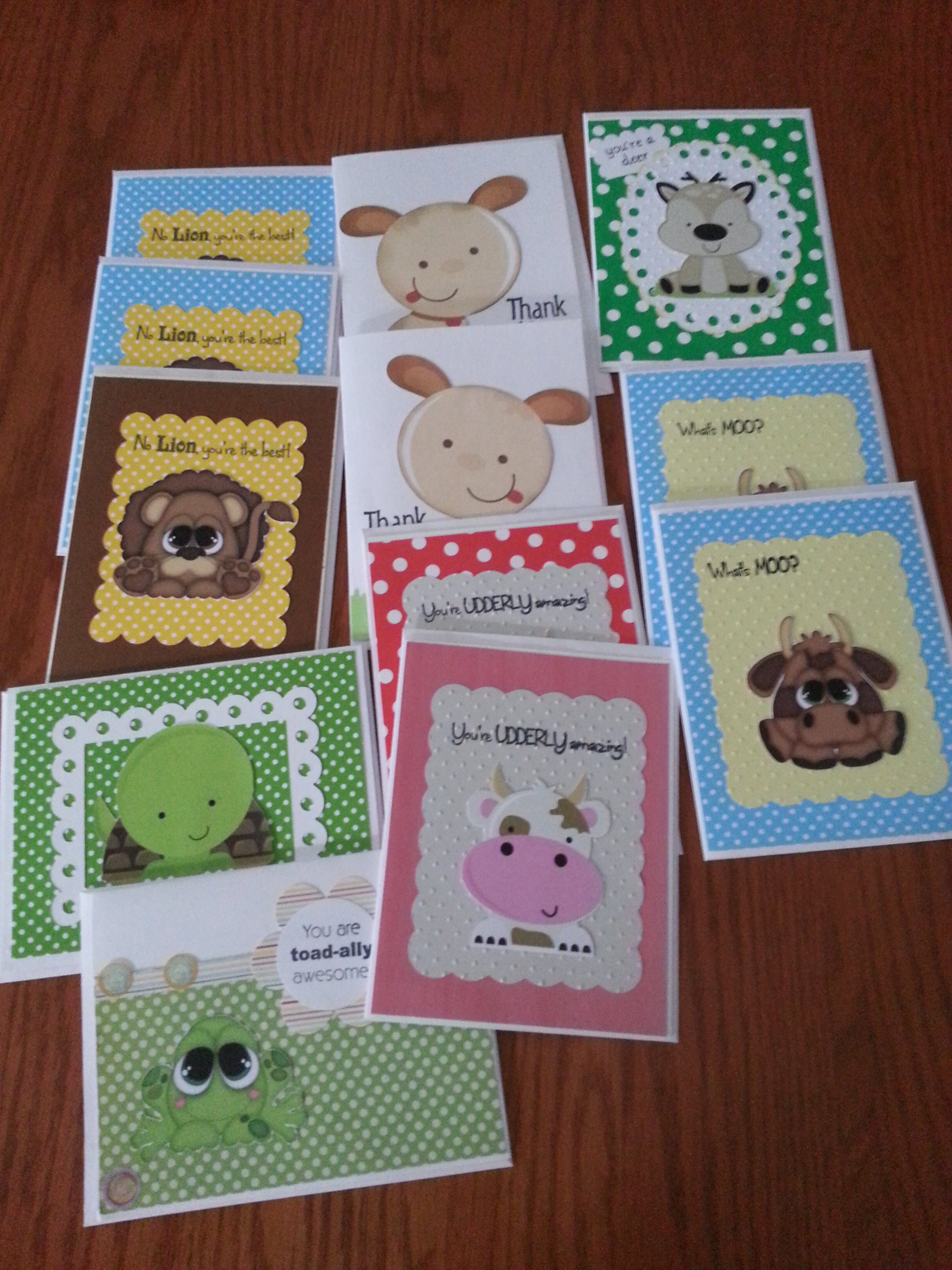 Cards for our troops – debwaycreations